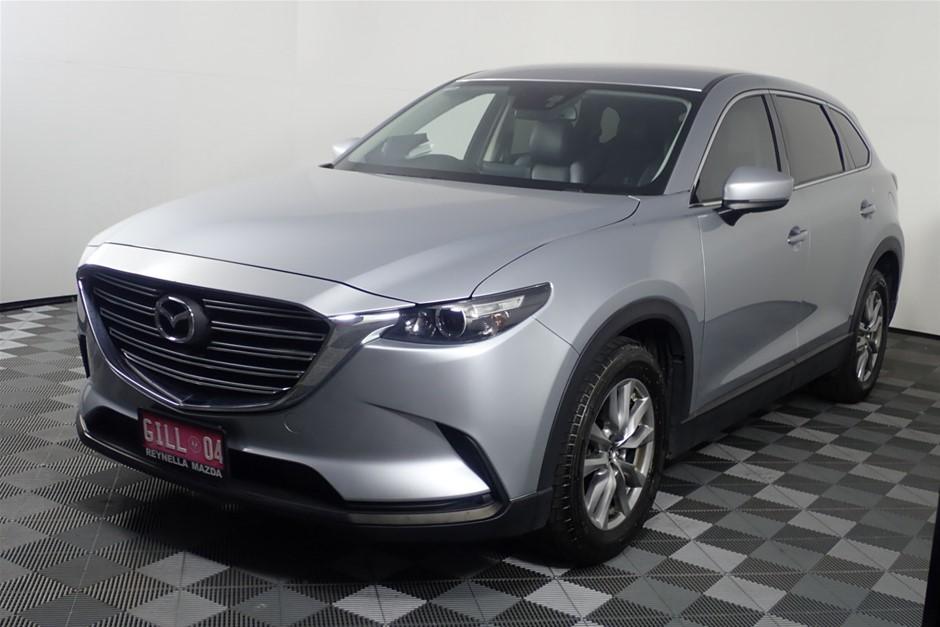 2016 Mazda CX-9 TOURING TC Automatic 7 Seats Wagon