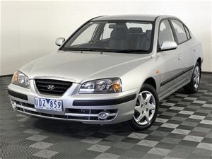 2006 Hyundai Elantra GLS XD Automatic Se