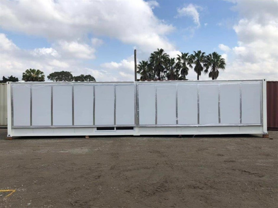 2019 Container Home /Portable Building /Office / Site Shed with Awning