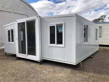 Expandable Building /Granny Flat/ Portable Modular Tiny House