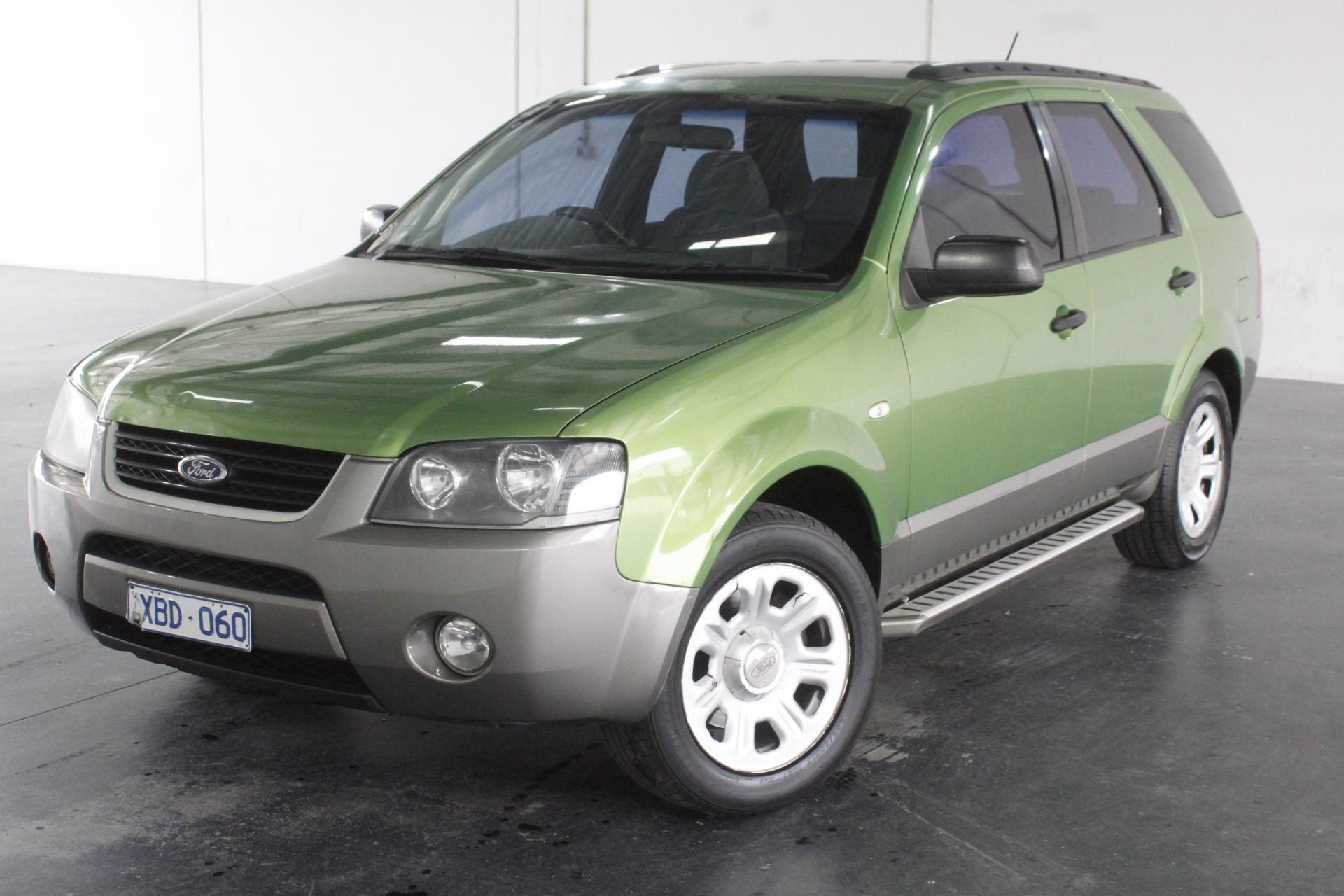 2004 Ford Territory TX (RWD) SX Automatic Wagon