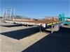 <b>2006 Vawdrey Flat Top Road Train Rated Semi Trailer</b>