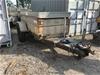 2007 Single Axle Water Tank Trailer