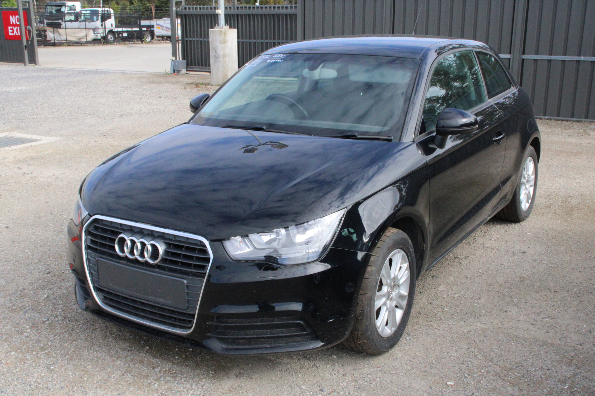 2011 Audi A1 1.4 TFSI ATTRACTION 8X Auto Hatchback