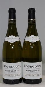 Louis Moreau Bourgogne Chardonnay 2016 (