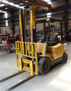 Hyster N2.50 XM Counterbalance Forklift