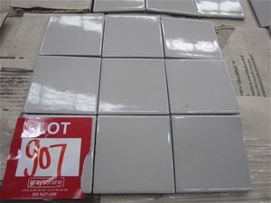 10 boxes of Cotto Mosaic Tiles.