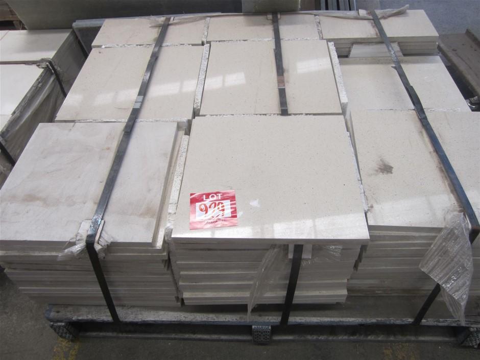 Pallet of Caesarstone Tiles.