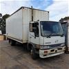 1998 Hino FC3J 4 x 2 Box Truck