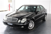 Unreserved 2004 Mercedes Benz E320 Elegance W211 Auto