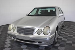 2001 Mercedes Benz E240 Classic W210 Aut