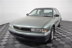 1995 Mitsubishi Magna Executive TS Sedan