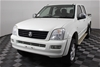 2005 Holden Rodeo LT (4x4) RA Turbo Diesel Dual Cab
