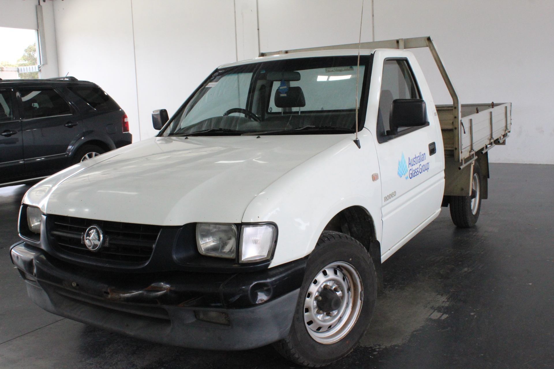 2002 Holden Rodeo DX R9 Manual Cab Chassis