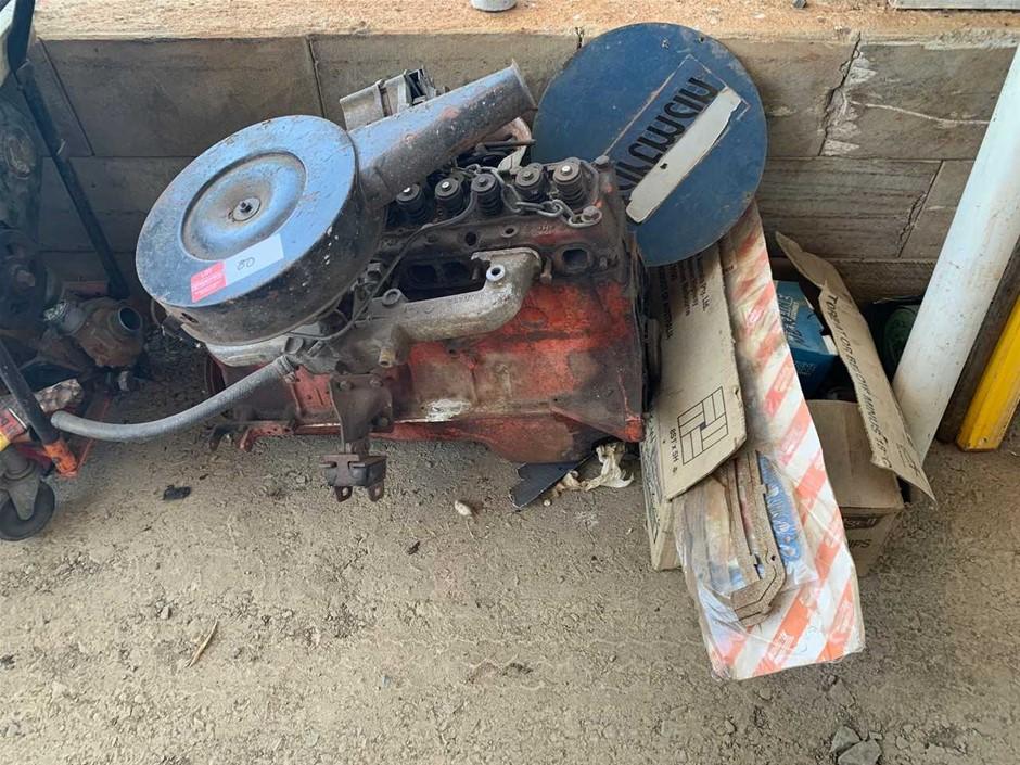 Holden Motor/Engine (Red 173)