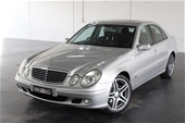 Unreserved 2003 Mercedes Benz E240 Elegance W211 Auto