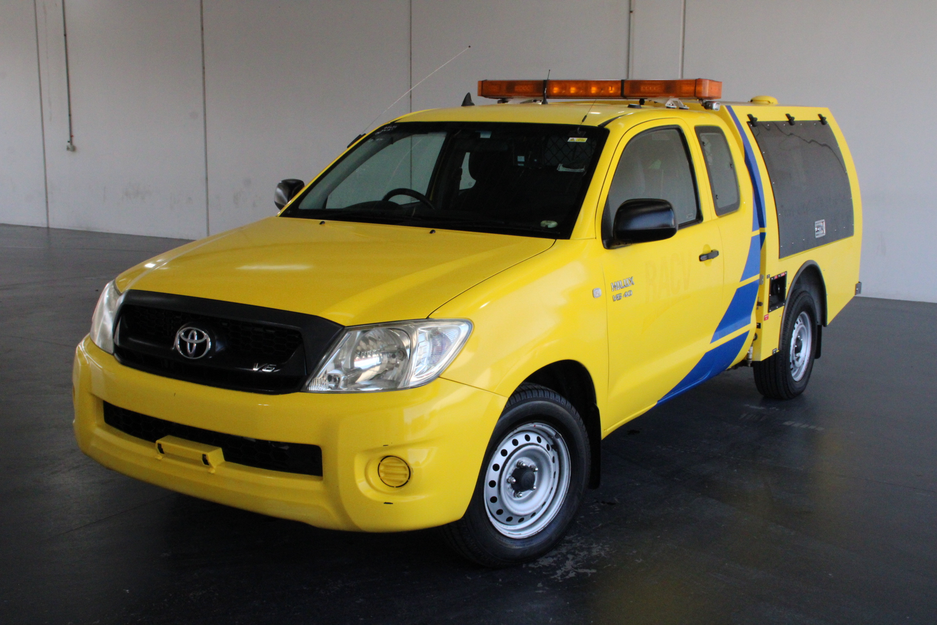 2009 Toyota Hilux SR GGN15R Dual Fuel Automatic Ute