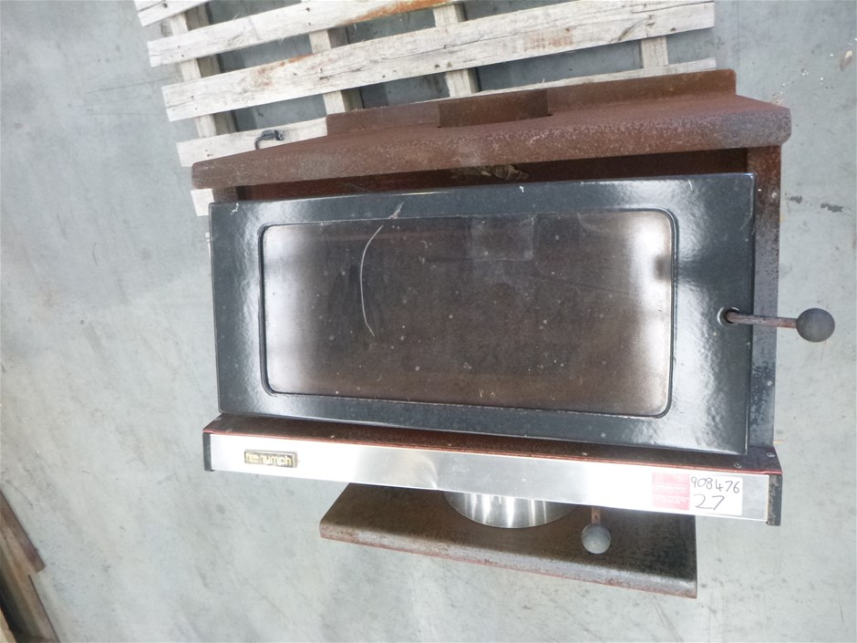 Firenymph Enclosed Wood Fire Heater