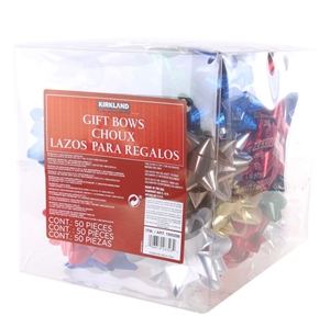 Pack of 50 x Assorted Gift Bows. (SN:190