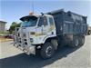 1981 UD CW41H02460 6 x 4 Tipper Truck