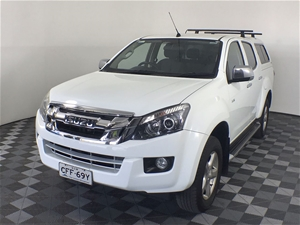 2015 Isuzu D-MAX 4X2 LS-U Hi-Ride Turbo