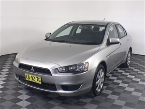 2011 Mitsubishi Lancer ES CJ Manual Seda