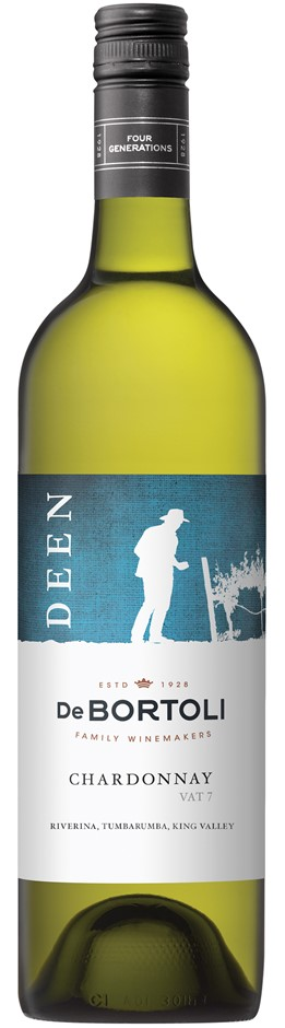 Deen Vat 7 Chardonnay 2018 (6x 750mL). SEA.