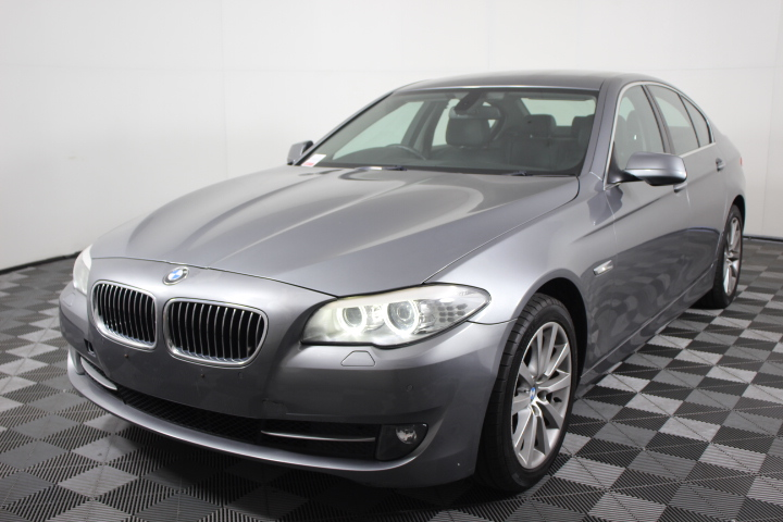 2010 BMW 528i F10 In Line 3.0 Automatic (Service History)