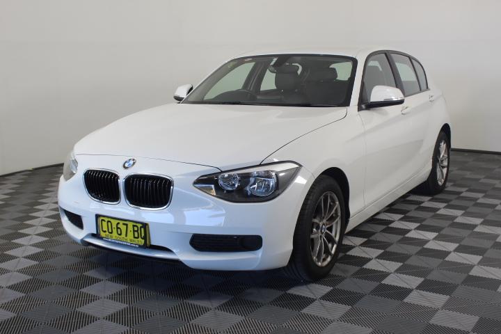 2013 BMW 116i F20 Automatic Hatchback 59,954km