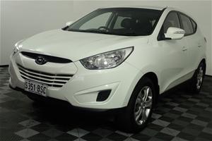 2011 Hyundai iX35 Active FWD LM Automati