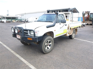 Toyota Hilux 140 Series 4WD Manual - 5 S