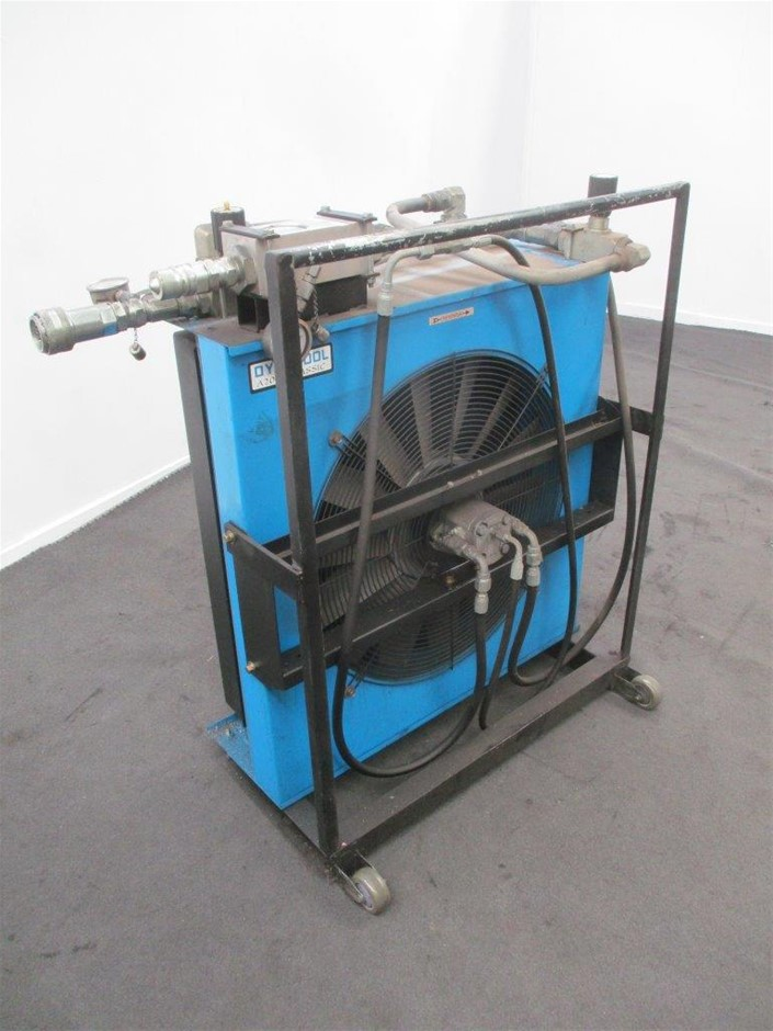 Dynacool A2000 Classic Heat Exchanger