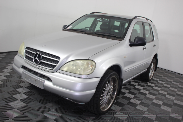 1999 Mercedes Benz ML 320 Automatic 4WD