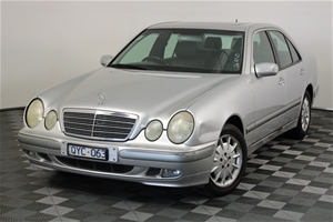 2001 Mercedes Benz E240 Elegance W210 Au