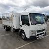 2014 Mitsubishi Canter Tipper Truck