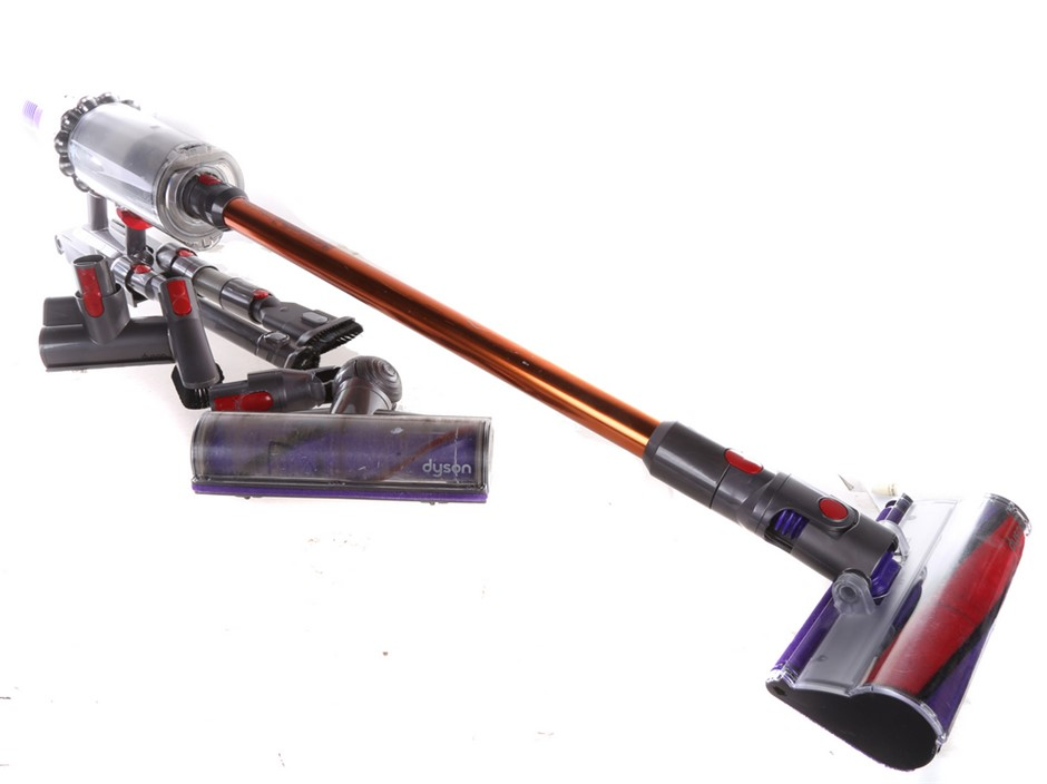 DYSON Cyclone v10 Absolute+ Stick Vacuum Cleaner. Complete with Accessories
