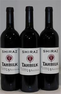 Tahbilk 1860 `Shiraz` 1996 (3x 750ml), V