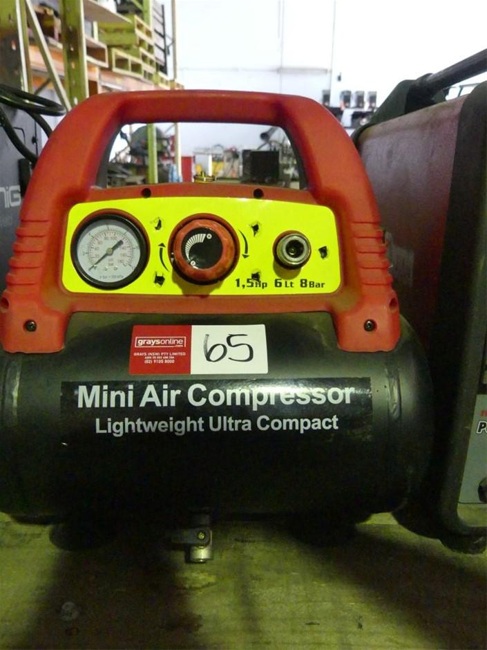 C811 Mini Air Compressor