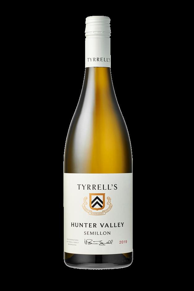 Tyrrell's `Hunter Valley` Semillon 2019 (6 x 750mL) Hunter Valley, NSW