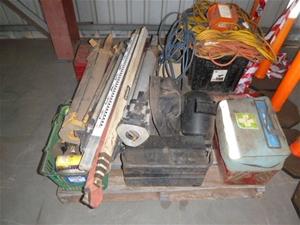 Quantity pf Building Equipment