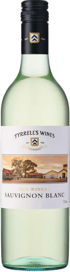 Tyrrell's `Old Winery` Sauvignon Blanc 2018 (6 x 750mL) Wine of Australia