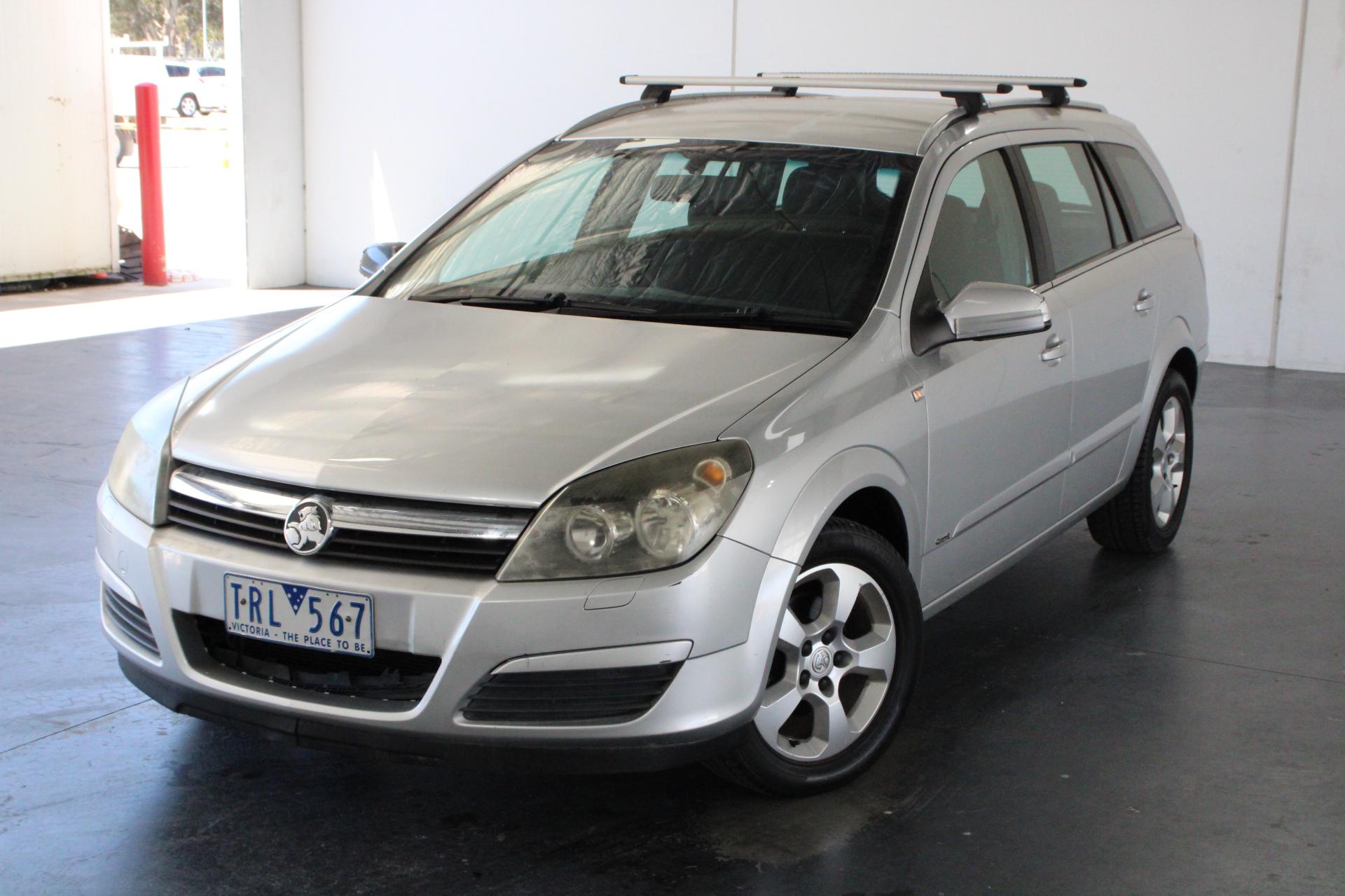 2005 Holden Astra CDX AH Manual Wagon