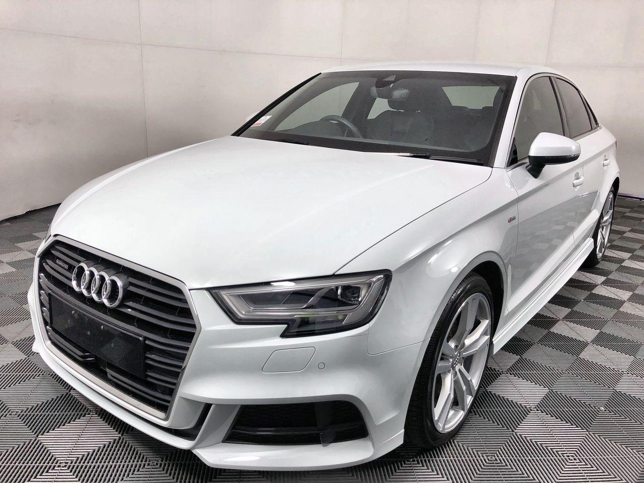 2016 Audi A3 2.0 TFSI QUATT S LIN 8V Automatic Sedan