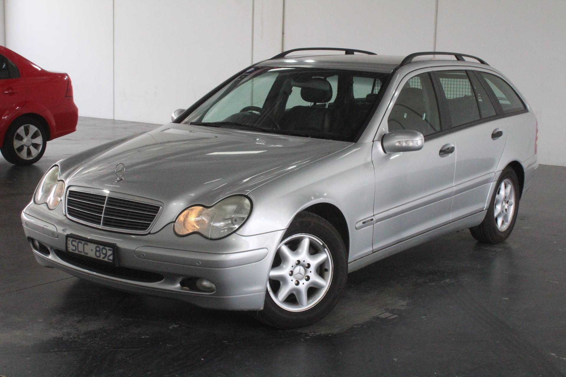2003 Mercedes Benz C200 Kompressor Classic S203 Automatic Wagon