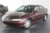 Unreserved 2000 Holden Berlina VX Automatic Sedan