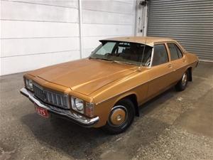 1976 Holden HX 50th Ann RWD Automatic Se