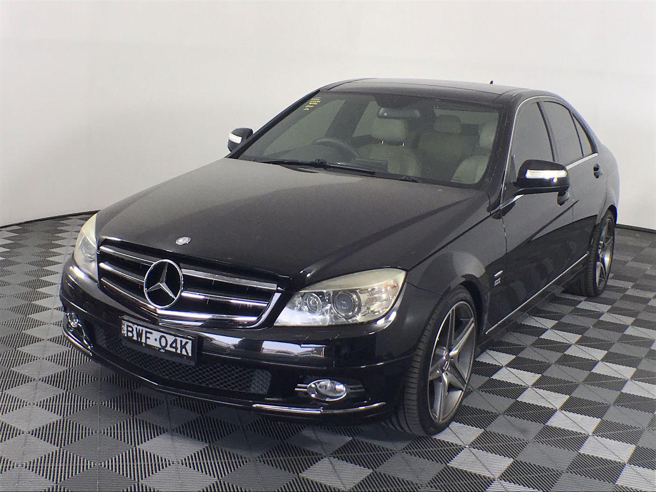 2007 Mercedes Benz C320 CDI Elegance W204 Turbo Diesel Automatic Sedan