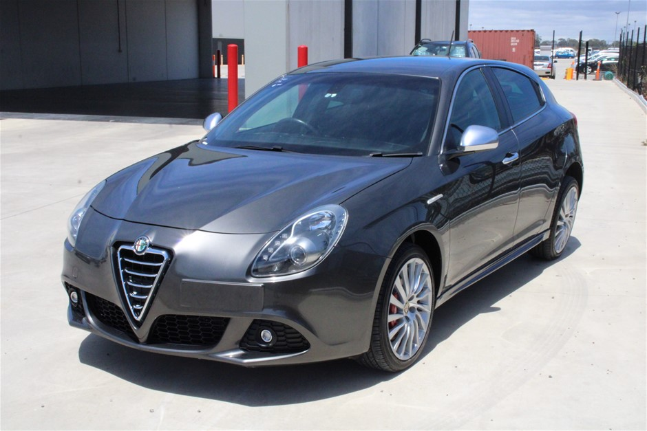 2013 Alfa Romeo Giulietta DISTINCTIVE Turbo Diesel (WOVR)