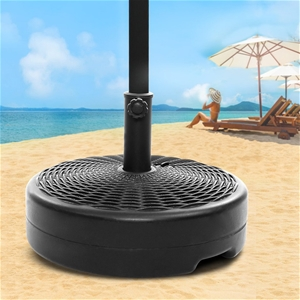 Instahut Outdoor Pole Umbrella Stand Bas