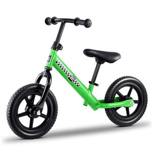 Kids Balance Bike Ride On Toys Push Bicy